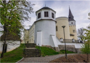 Frýdecký zámek